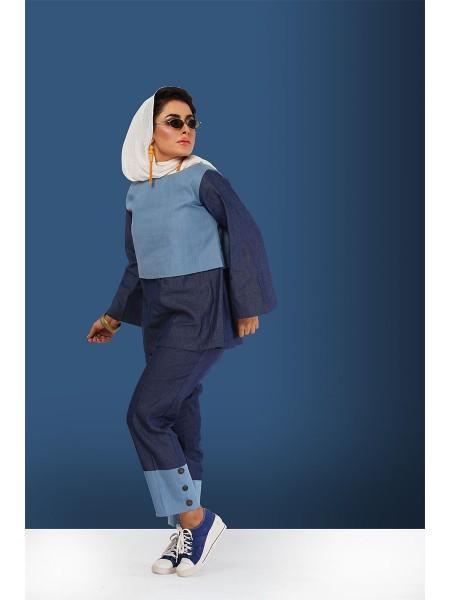 Modesto Wear Blue bells MW-003