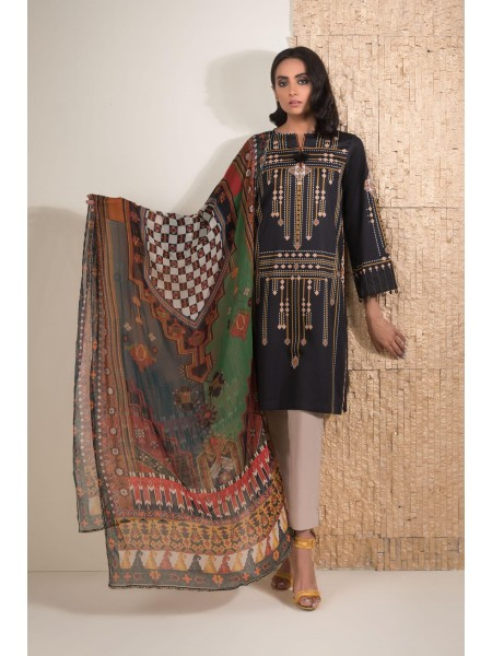 SAPPHIRE Ready to Wear Astonished Dupatta 00D2PCLS2205