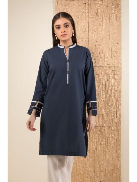 SAPPHIRE Ready to Wear Melange Blue 000MELANGE03-XXS-BLU