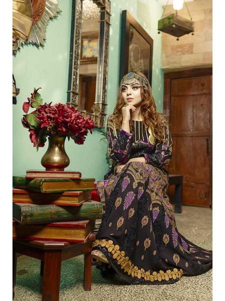 Zahra Ahmad Luxury Pret 1688
