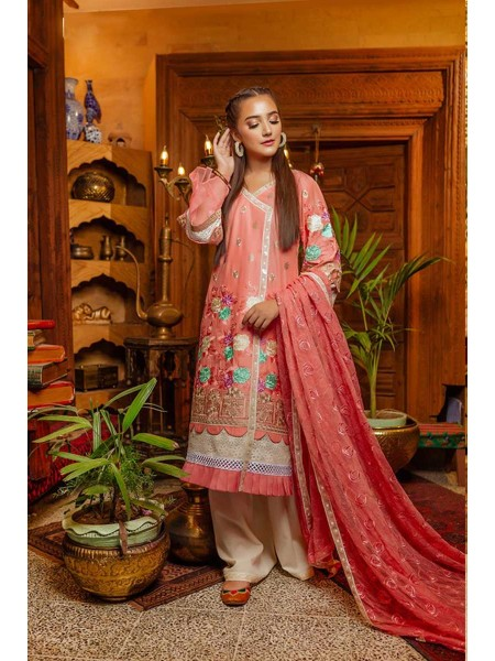 Zahra Ahmad Luxury Pret 1746