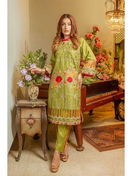 Zahra Ahmad Luxury Pret 1749