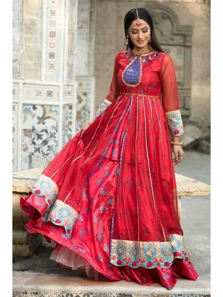 Zahra Ahmad Luxury Pret 1829