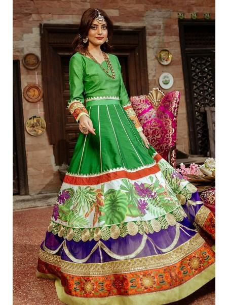 Zahra Ahmad Luxury Pret 1834