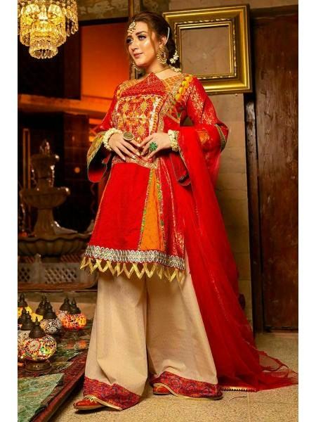 Zahra Ahmad Luxury Pret Baloch