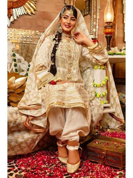 Zahra Ahmad Luxury Pret Chand Chehra