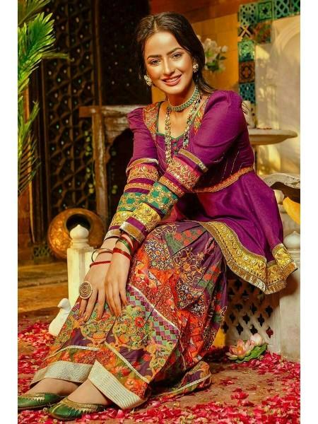 Zahra Ahmad Luxury Pret Gudi