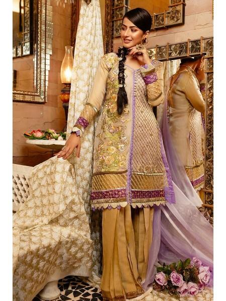 Zahra Ahmad Luxury Pret Kasani