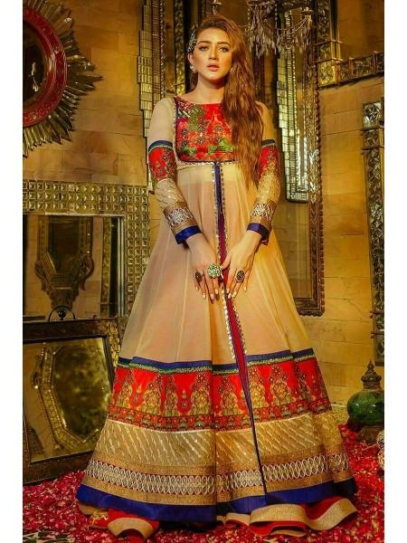 Zahra Ahmad Luxury Pret Mah-e-Noor