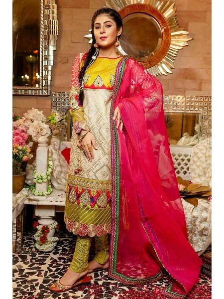 Zahra Ahmad Luxury Pret Mah-e-ru