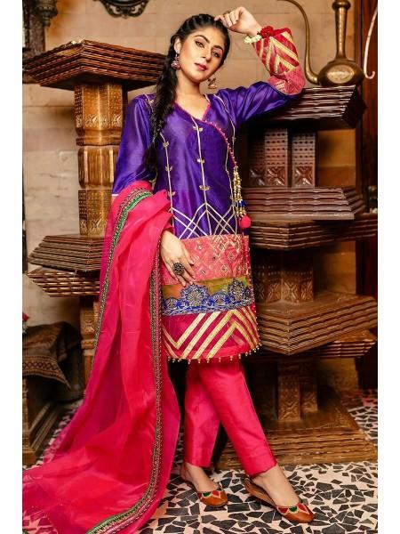 Zahra Ahmad Luxury Pret Neelee