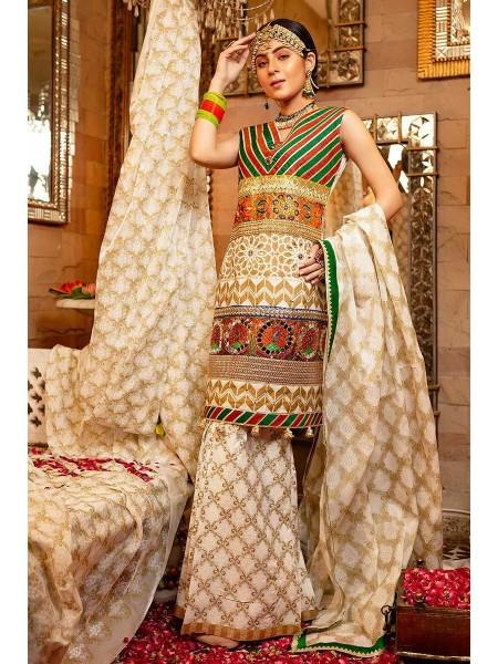 Zahra Ahmad Luxury Pret Pearl