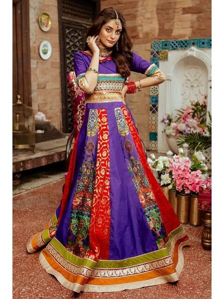 Zahra Ahmad Luxury Pret Rc1831