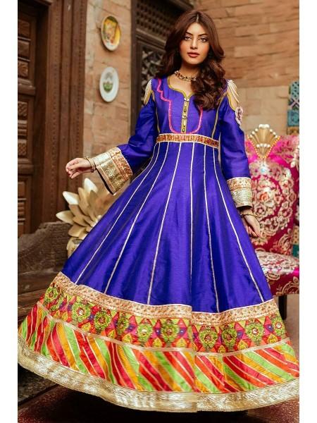Zahra Ahmad Luxury Pret Rc1833