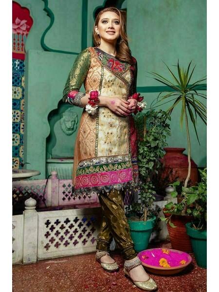 Zahra Ahmad Luxury Pret ZA-1702