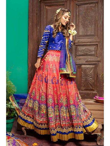 Zahra Ahmad Wedding Wear Al Hamra EB-13