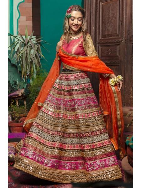 Zahra Ahmad Wedding Wear Aswad EB-12
