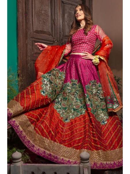 Zahra Ahmad Wedding Wear Elif Kaasni EB-18