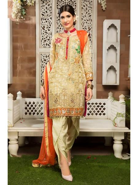 Zahra Ahmad Wedding Wear Gul Bhaar GM-16