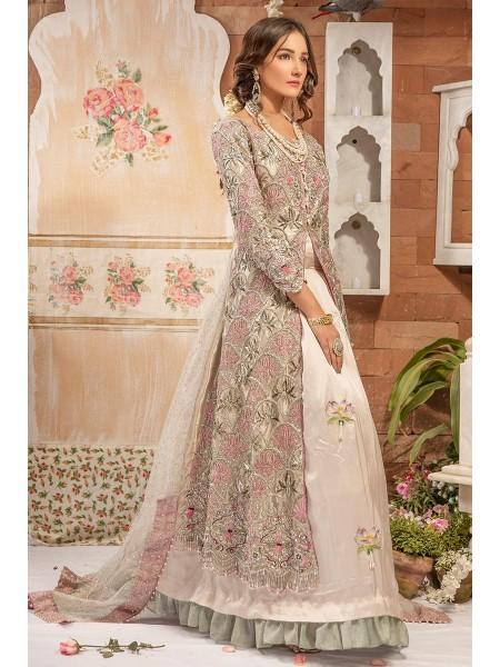 Zahra Ahmad Wedding Wear Lotus Garden GM-07