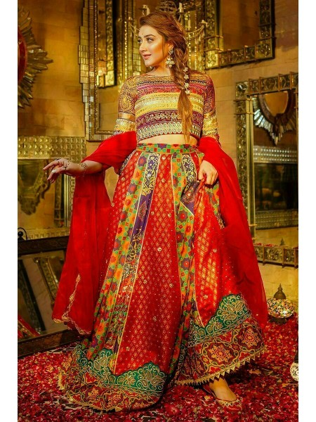 Zahra Ahmad Wedding Wear Mogra EB-15