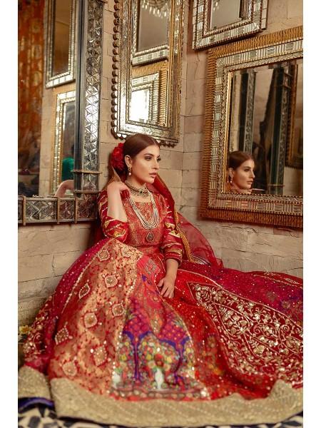 Zahra Ahmad Wedding Wear Rani Haar EB-16