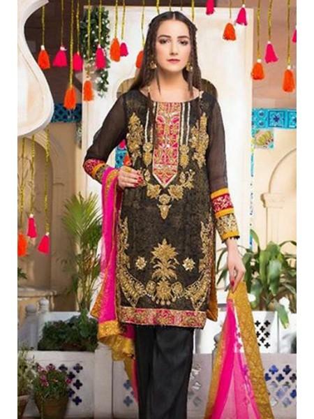 Zahra Ahmad Wedding Wear Shikaar Gaah GM-15