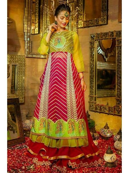 Zahra Ahmad Wedding Wear Vintage EB-32