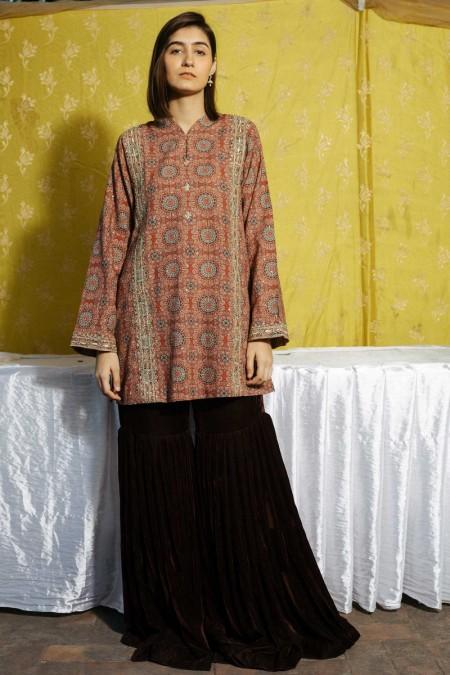 Zara Shahjahan Winter Festive ZC-1472