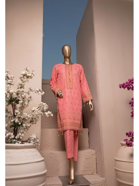 Bin Saeed Khaddar Stitched Collection BSKSC D-BFK-04A