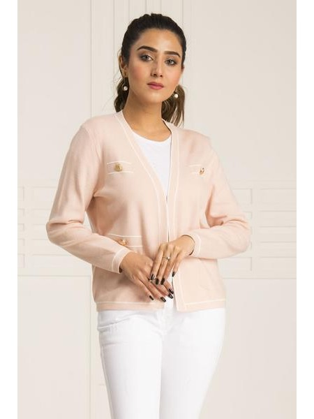 By The Way Sweater Guiding Stay WRW0386-REG-PNK