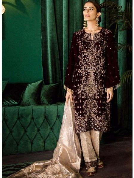 Iznik Velvet Collection IFV -11 Vogue 3PC