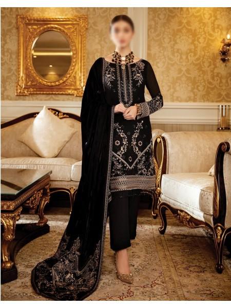 RAMSHA CLOTHING RVC V-01 D-V-101 Charcoal Appeal