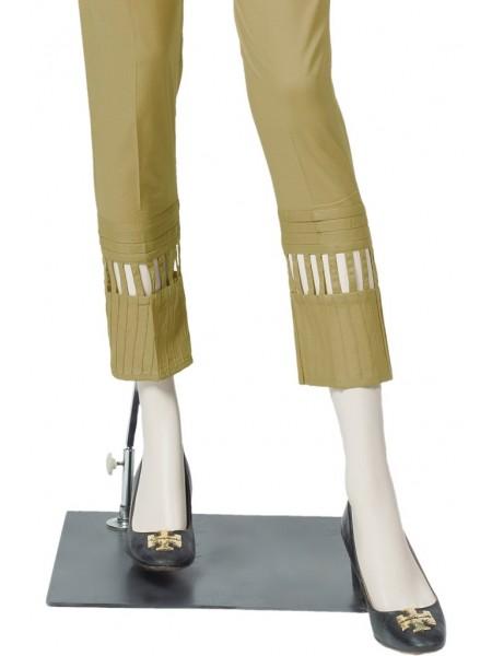 Saya Unstitched Trousers 184-8A GREEN