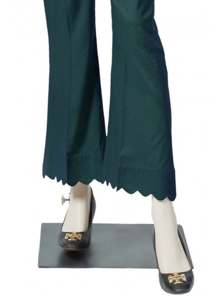 Saya Unstitched Trousers CT-GD-32 TEAL