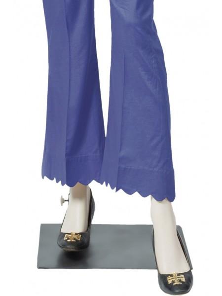 Saya Unstitched Trousers CT-GD-38 DENIM BLUE