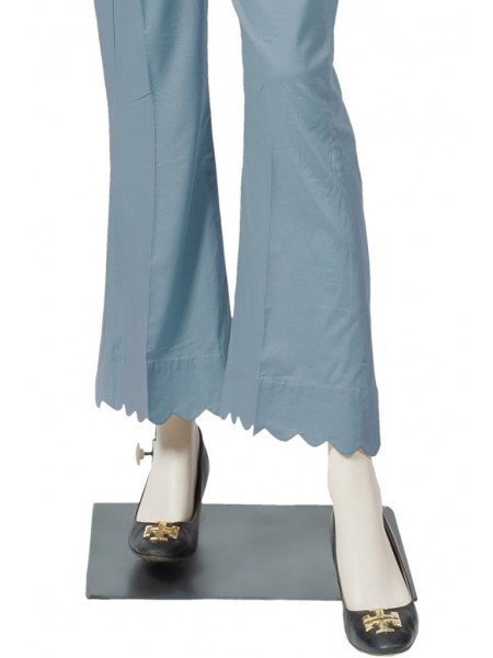 Saya Unstitched Trousers FST-6A BLUE
