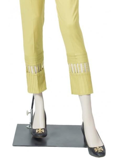 Saya Unstitched Trousers FST-6B GREEN
