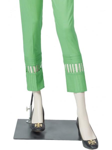 Saya Unstitched Trousers FST-7A GREEN