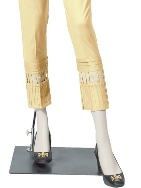 Saya Unstitched Trousers NT-GD-02 BEIGE