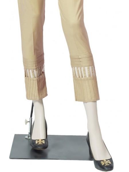 Saya Unstitched Trousers NT-GD-026 KHAKI