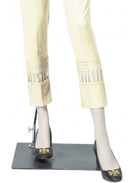 Saya Unstitched Trousers NT-MT-012 IVORY