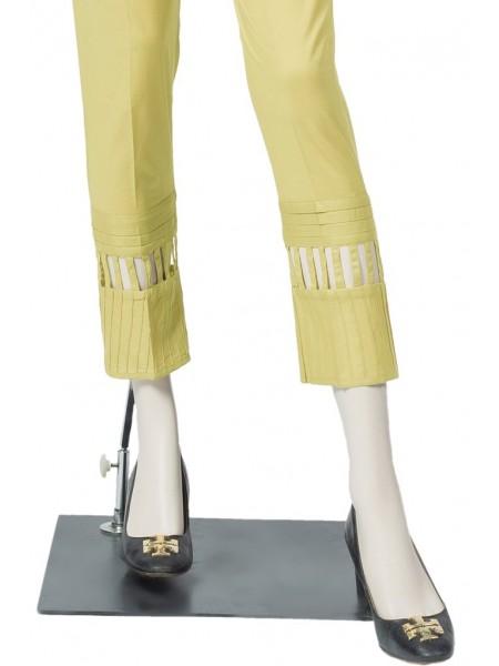 Saya Unstitched Trousers PIETRA NERA UI187-1B IVORY