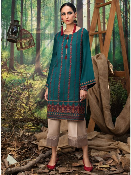 Zainab Chottani Explore Collection Jade russet 100065