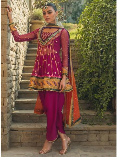 Zainab Chottani Explore Collection Kali 150117