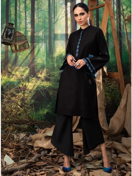 Zainab Chottani Explore Collection Pocketful (blue) 100064
