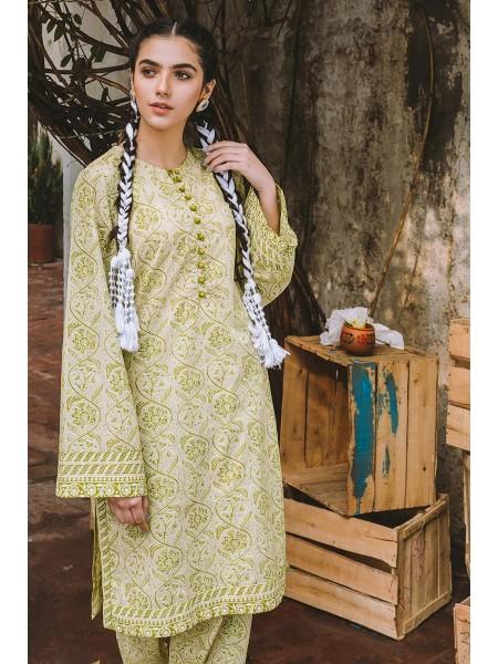 Gul Ahmed Summer Lawn20 1PC Unstitched Lawn Shirt SL-820