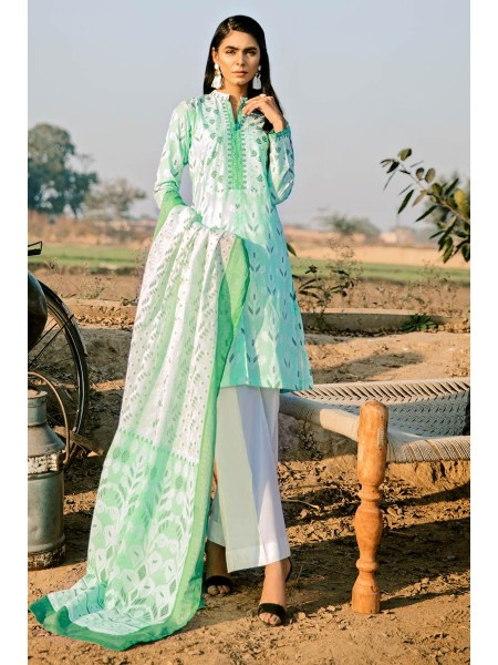 Gul Ahmed Summer Lawn20 2PC Unstitched Lawn Suit TL-248 A