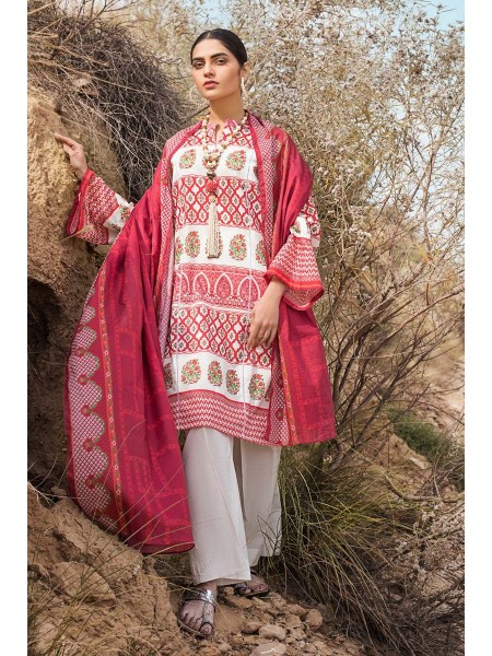 Gul Ahmed Summer Lawn20 2PC Unstitched Lawn Suit TL-250 B