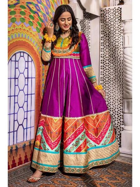 Zahra Ahmad Luxury Pret RC-1863